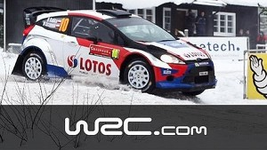 Robert Kubica Special/ Rally Sweden 2014