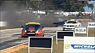 Marc Miller huge crash Sebring 2014 CTSCC