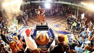 Chase knows how, claims first NNS win
