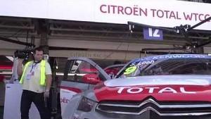 Marrakech Qualifying - Citroën WTCC 2014