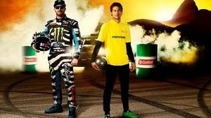 Castrol Footkhana: Neymar Jr. v Ken Block