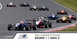2nd race FIA F3 European Championship 2014