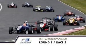 2nd race FIA F3 European Championship 2014