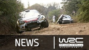 Stages 2-3: Xion Rally Argentina 2014