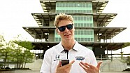 Josef Newgarden's Indianapolis 500 Video Blog: Day 2