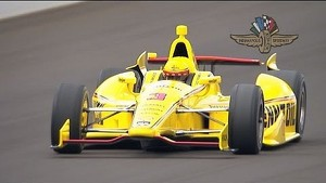 2014 Indy 500 Qualifying: Day 1