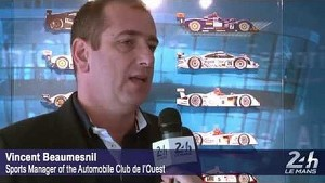 Nissan LM P1 2015: Interview of Vincent Beaumesnil, Sport manager of the ACO