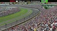 Wheldon wins 2011 Indy 500 in insane finish
