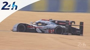 Le Mans 2014: highlights hour 20