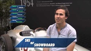 DTM Norsinrg 2014 - 60 Seconds with Robert Wickens