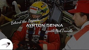 Ayrton Senna: Behind the Legends - Neil Trundle
