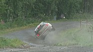 Sébastien Chardonnet Remarkable Save - 2014 Rally Finland