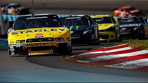 Ambrose talks about great NNS finish