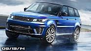 550-hp Range Rover Sport SVR, Lightweight Jaguar E-Type, McLaren 650S Sprint - Fast Lane Daily