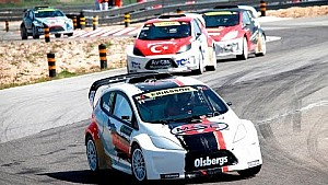 RX LITES FINAL - MONTALEGRE RX - FIA WORLD RALLYCROSS CHAMPIONSHIP