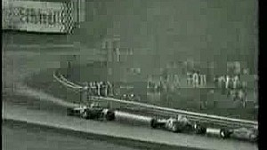 Insane 1969 Italian GP finish - Jackie Stewart wins