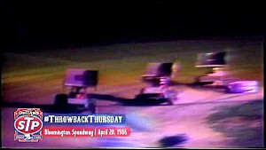 #ThrowbackThursday: World of Outlaws Sprint Cars Bloomington Speedway April 20th, 1986