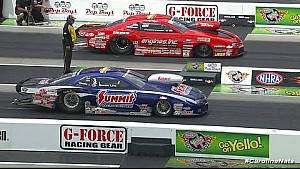 Erica Enders-Stevens tops the field Friday Charlotte | NHRA