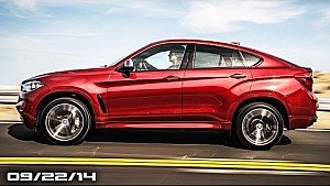 New BMW X5 & X6M, Toyota Crossover Concept, Honda CR-V Facelift - Fast Lane Daily