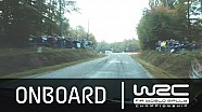Onboard: Robert Kubica SS15/ Rallye de France 2014