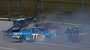 Trouble early in Talladega