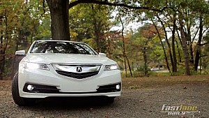 2015 Acura TLX Review - Fast Lane Daily