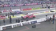 Enders-Stevens gains on Line in Qualifying | Auto Club NHRA Finals