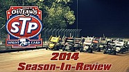 2014 World of Outlaws STP Sprint Car Series Season-In-Review