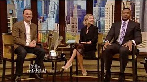 Live with Kelly & Michael - Nov. 18, 2014