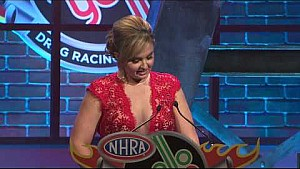 2014 NHRA Mello Yello Awards Ceremony Part 3
