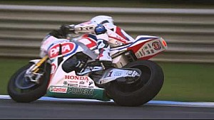 WSBK Honda - Jerez test