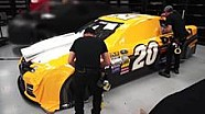 2015 DEWALT car design of Matt Kenseth