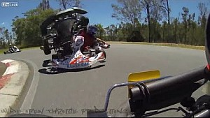 Karting Crash Compilation