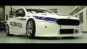 2015 Ford  Falcon V8 Supercar teaser