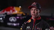 Daniil Kvyat 2015 Pre Season Interview