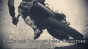 Hawkstone International Motocross 2015