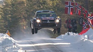WRC Rally Sweden 2015 - Highlights