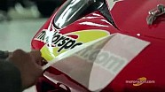 Timelapse: Ferrari Challenge Car Wrap