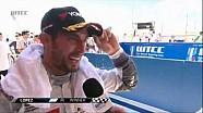 José - María López wins WTCC season opener