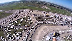 USSOCOM ParaCommandos Flag drop at Sebring 12 Hours