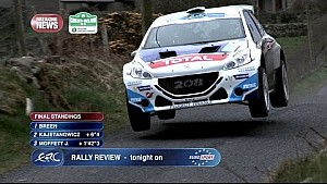 Circuit of Ireland Rally 2015 - Final Standings