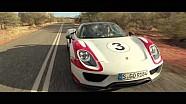 A 350 km/H en Porsche 918 Spyder!