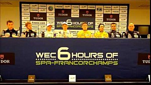 LMP Qualifying Press Conference