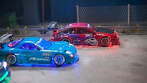 Falken Tire: RC drifting promo