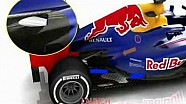 L'evoluzione degli scarichi della Red Bull RB8