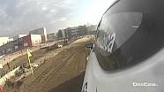 Motor Show: ecco come guida Robert Kubica all'Area 48