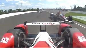 2015 Indianapolis 500 Juan Pablo Montoya - Final 15 laps onboard