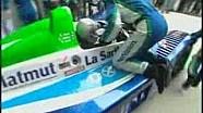La première de Sébastien Loeb au Mans en 2005