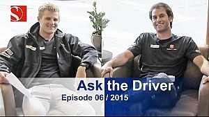 #AskTheDriver - Episode 06/2015 - Sauber F1 Team