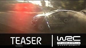 WRC - Rally Italia Sardegna 2015: Teaser